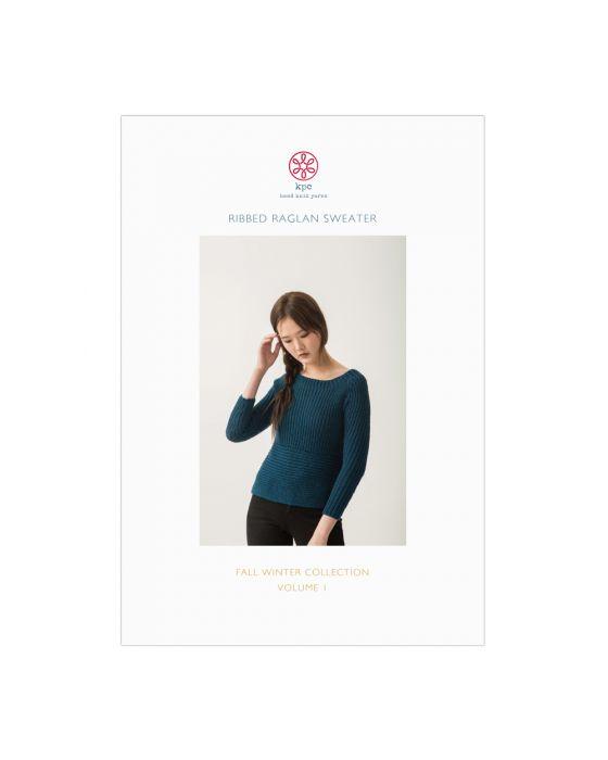 Ribbed Raglan Sweater Kit 3