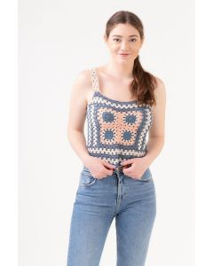 Crochet Vest Top Kit