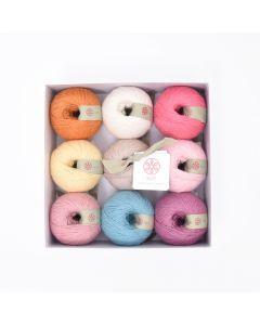KPC box set - Cantaloupe (Glencoul)