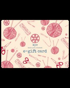 KPC E-Gift Card