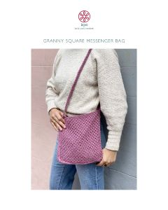 Granny Square Messenger Bag Digital Pattern