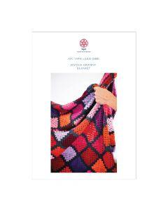 KPC x Julie Gibbs Joyous Granny Blanket Digital Pattern