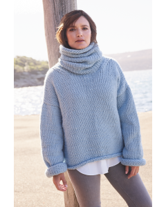 Ingrid – Cowl Neck (Grace)