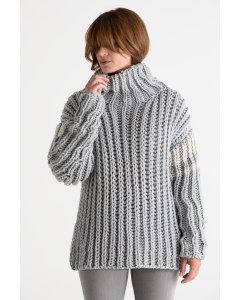 Kirstie – Cowl Neck (Meadow)