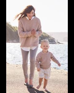 Ali & Oli – Mother & Kid Sweater (Soul)