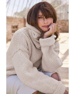 Ingrid – Cowl Neck (Meadow)