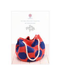 KPC x Molla Mills Big Shoulder Bag Digital Pattern