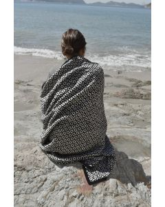 Monochrome Diamond Blanket Kit