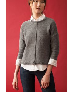Mid-length Sleeve Slouchy Top Petite Kit