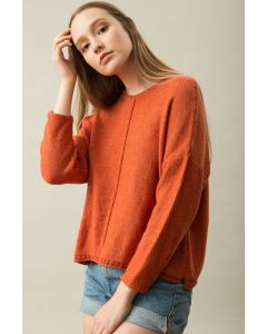 Full-length Sleeve Slouchy Top Regular Kit