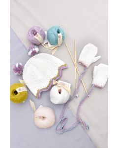 Springtime Baby Accessory Set Kit