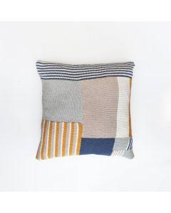 Squares - Stripes Cushion Cover