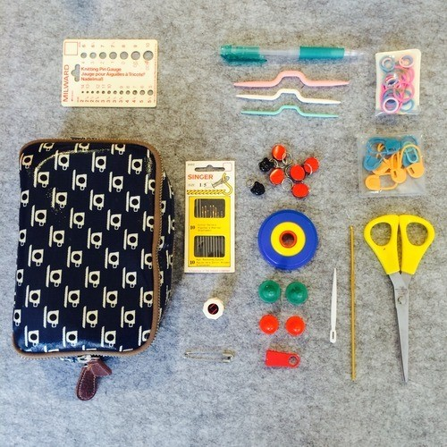 What's in Your Kit Bag?